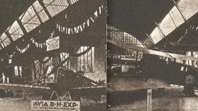 Praha se ve 20. letech drala na leteckou mapu. Chybělo ale něco zásadního: Letiště