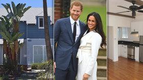 Kde bydlela Meghan, než si vzala Harryho? Té skromnosti neuvěříte