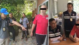 Policie v Thajsku zadržela českého občana Josefa! 10 let se nesmí vrátit do země