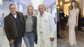 Modelka Němcová nastupuje do Ordinace: Pletky s Rychlým i Etzlerem?!