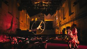 Cirk La Putyka slaví 10. narozeniny: Výroční představení doplní symfonickým orchestrem