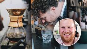 Instant, nebo turek? Zakladatel Prague Coffee Festivalu Daniel Kolský radí, jak na dobrou kávu