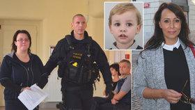 Matka uneseného Tomáška (4), prasynovce Heidi Janků: Čeká ji vyšetření u psychiatra!