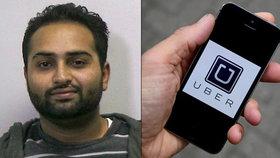 Řidič unesl zákaznici a zneužil ji: Za jízdu hrůzy zaplatila 22 tisíc!