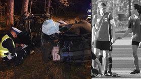 Při tragické nehodě vyhasly 3 životy: Karolíně, Klaudii a Julii (†20) už nebylo pomoci