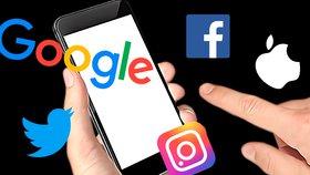 Británie plete bič na Google a Facebook. Giganti mají platit novou daň