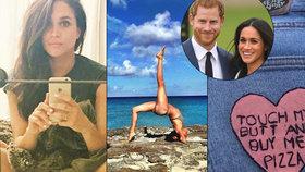 Co se provalilo na těhotnou vévodkyni? Minulost neschováš, Meghan!