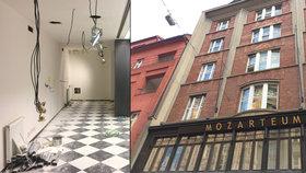 Praha bude mít poprvé v historii filmové muzeum. Vzniká v Mozarteu v srdci města