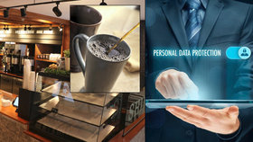 Kavárna si nechává platit osobními daty. Podobných bude víc, říká expertka
