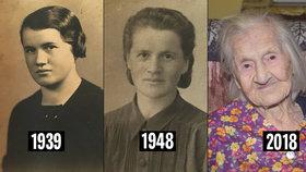 Neobyčejně obyčejný život: Marie (102) zažila všechny osudové okamžiky republiky