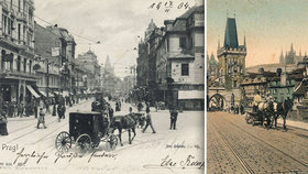 Podivné praktiky prvorepublikových pražských drožkářů: Brali příplatek za jízdu do kopce