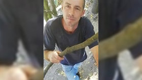 Muže z videa, který obtěžoval holčičku, ještě nechytli. Policie nabádá rodiče k obezřetnosti