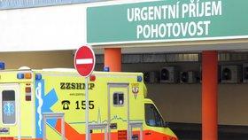 Devět lidí se v Českých Budějovicích přiotrávilo plynem: Sedm dětí skončilo na JIP