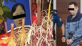 Děsivé detaily vraždy liberecké prodavačky: Pachatel ji 14x bodl, dostal 18 let