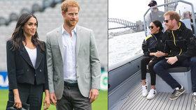 Těhotná vévodkyně Meghan opět porušuje pravidla! Snad jí královna promine