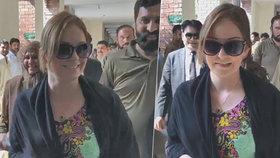 Tereza H. v Pákistánu odpočítává poslední hodiny: Velké zklamání!