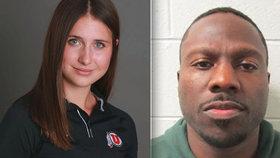 Brutálně zavraždil studentku, když telefonovala s matkou. Všechno slyšela!