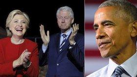 Atentát na Obamu a Clintonovy: Útočník jim poslal bombu
