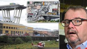 7 českých mostů v havarijním stavu: Všechny opravujeme, bránil se Ťok ve Sněmovně