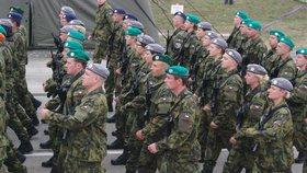 Miliardové nákupy a tisíce nových vojáků: Česká armáda představila velké plány
