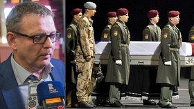 """""""Stáhnout vojáky z Afghánistánu? Zrada!"""" Zaorálek to schytal z ČSSD i od generála Pavla"""