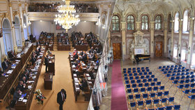 Na oslavy republiky se otevřou Sněmovna i Senát. Dojde i na mnichovskou dohodu