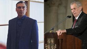 Zeman převálcoval Řezníčka! Nový seriál Profesor T. ale Hradu šlapal na paty
