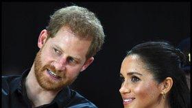 Meghan s Harrym určili kmotry pro své dítě: Modrá krev to nebude!