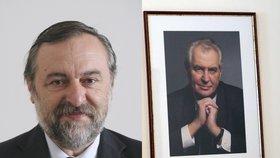 """Ředitel vykázal Zemana za vulgarity """"na kompost"""". Portréty nevrátí a čelí hněvu"""