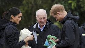 Dojemný okamžik pro Meghan a Harryho: Pro miminko dostali ten nejsladší dárek