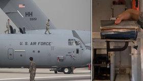 Americké letectvo na koberečku: Hrnek za 30 tisíc, záchodové prkénko za čtvrt milionu