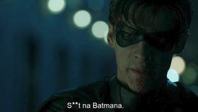 S**t na Batmana! Titans je hodně drsný a temný seriál od DC