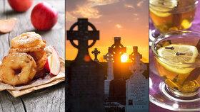 Dušičky podle dávných Keltů: Ochranné rituály, punč i smažené jablečné kroužky