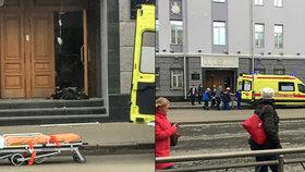 V sídle ruské tajné služby se odpálil sebevražedný atentátník. Bylo mu 17 let