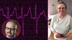"""""""Život s léky je příšerný!"""" Květu (79) bolelo u srdce, pak prodělala dvě operace"""