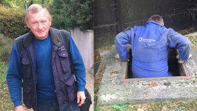 Tajemní lidé ve sklepení, pavouci i rozběsnění psi: Ladislav (55) popsal netušené nástrahy pražských odečítačů