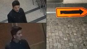 Zákeřný útok v centru Prahy: Mladík se přiřítil k hloučku lidí a značkou udeřil muže po hlavě!