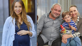 Po Krejčíkové odchází z Ulice i Bebarová (43): Představitelka Světlany je těhotná!