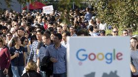 Google tutlal chlípnosti na pracovišti. Sexuální obtěžování zvedlo lidi ze židlí