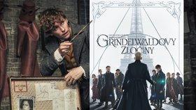 Nejočekávanější film roku, Fantastická zvířata: Grindelwaldovy zločiny, se blíží. Víme, jaký bude!