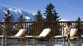 Vánoční pobyty na horách: Kde zujete přeskáče a skočíte rovnou do termálu?