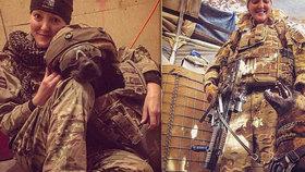 Armáda utratila přes tisíc služebních psů z Afghánistánu a Iráku. Lidé se bouří: Jsou to hrdinové!
