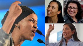 Průlomové volby: V americkém Kongresu poprvé zasednou muslimky a indiánky