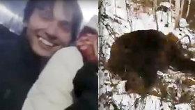 Chlapec (†16) zachránil bratrance před medvědem: Jeho však roztrhal!