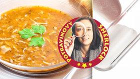 """Dršťkové polévky pod lupou: V hlavní roli glutamát sodný! Kdo ho """"sype"""" nejvíce?"""