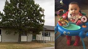 Noční můra matky: Půlročního syna jí zamkli v mateřské školce. Nechali ho zcela bez dozoru!