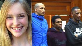 Vrazi krásné Hanny (†21) míří do kriminálu! Otec oběti jim poprvé pohlédl do tváře