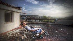 Urbexer Radomír (32) rád prolézal opuštěné domy. Teď se je snaží prodat