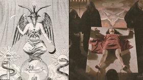 Satanisté žalují o miliony Netflix a Warner Bros. Okopírovali jim sochu démona?
