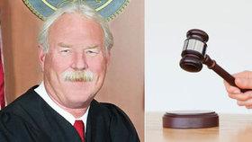 Pomsta zhrzeného soudce: Znovu ho nezvolili, propustil proto násilné kriminálníky